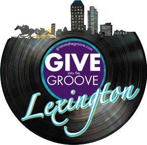 give into the groove logo