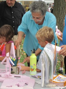 woodland arts fair